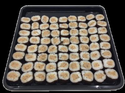 Maki Tonijnmousse, tray, 72 stuks