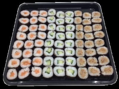 Maki Mix, tray, 72 stuks